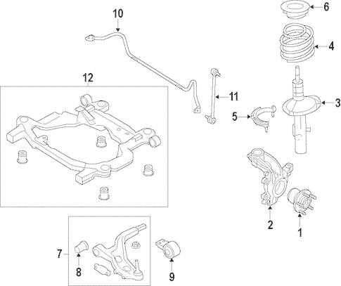 Wiring Database 2020: 27 Ford Explorer Front Suspension