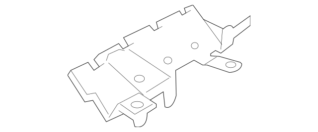 2004-2008 Mazda RX-8 Ignition Coil Bracket N3H1-18-105