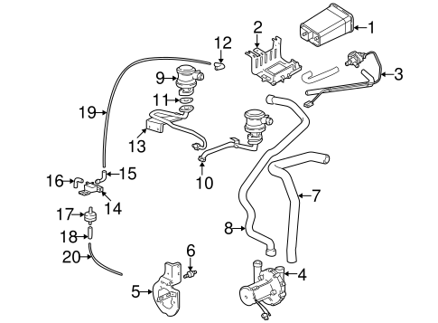 Volvo V70 Sunroof Parts Diagram. Volvo. Auto Wiring Diagram