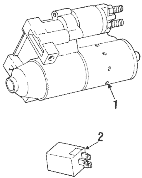 Fuel System Components for 1998 Jeep Cherokee