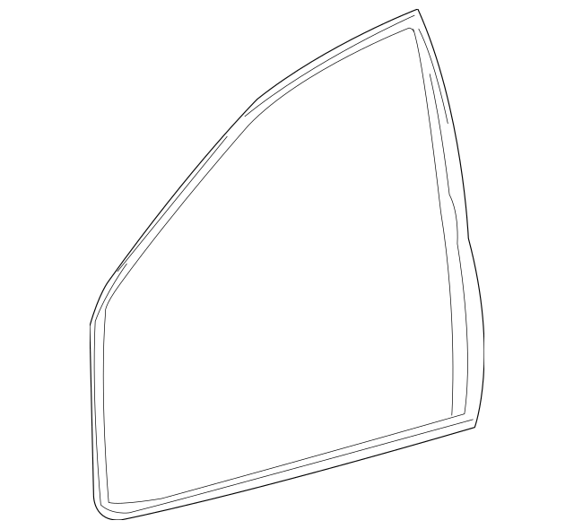 Mercedes-Benz Door Weather-Strip (220-720-01-78) For Sale