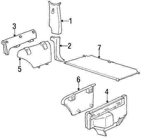 Wiring Diagram 1986 Motorhome Chevy P30 Fleetwood Bounder