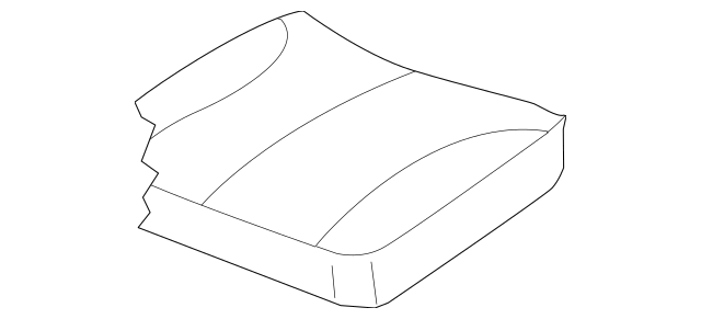 [Brand] Genuine OEM Cushion Cover Part# 5MV61LA8AB Fits