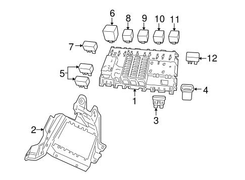 Fuel System Components for 2004 Pontiac GTO