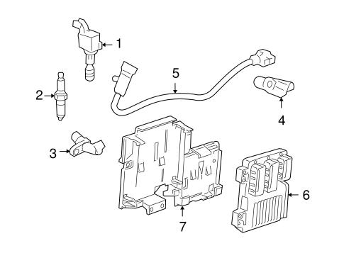 POWERTRAIN CONTROL for 2009 Chevrolet Malibu