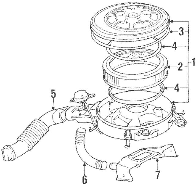Corolla Fuel Filter