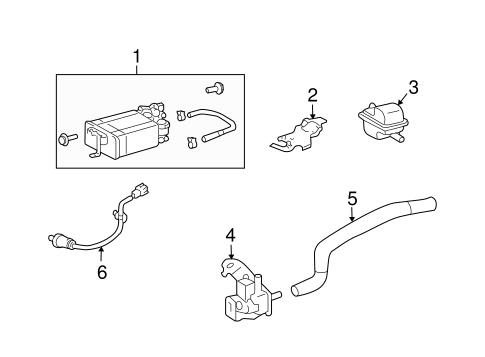 Genuine OEM Powertrain Control Parts for 2009 Toyota