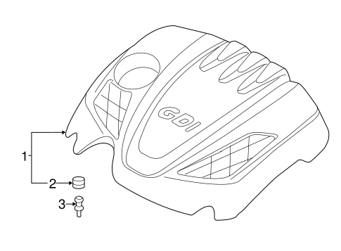 Hyundai Veloster 2012 Fuse Box