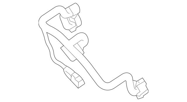 2016-2018 Hyundai Tucson Wire Harness 56190-D3100