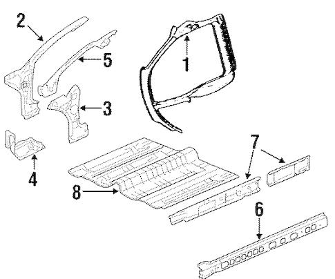 Grand Prix 2 Door Or 4 El Camino 4 Door Wiring Diagram