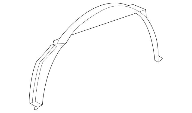 Buy this Genuine 2006-2007 Mitsubishi Raider Fan Shroud