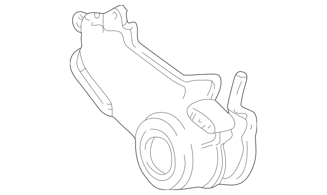 1994-1999 Lexus Lower Timing Cover 11321-0A010