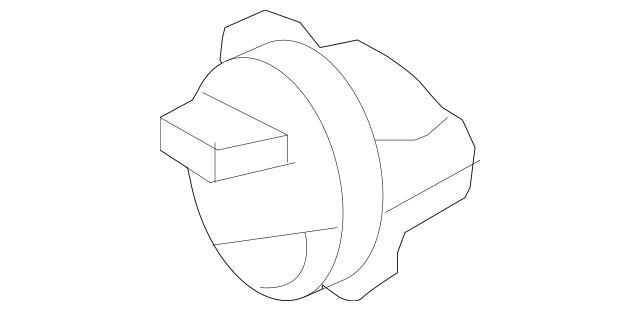 2000-2012 Mercedes-Benz Socket 001-826-20-82