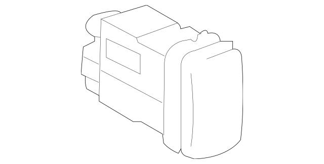 Genuine OEM Cut-Off Switch Part# 84415-04030 Fits 2012