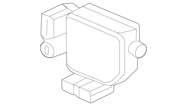Genuine OEM Rfc Unit (Denso) Part# 19090-R9P-A01 Fits 2014