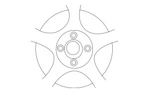 Buy this Genuine 2004-2006 Mitsubishi Lancer Wheel, Alloy