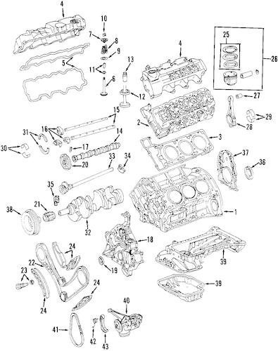mercedes c32 amg engine diagram