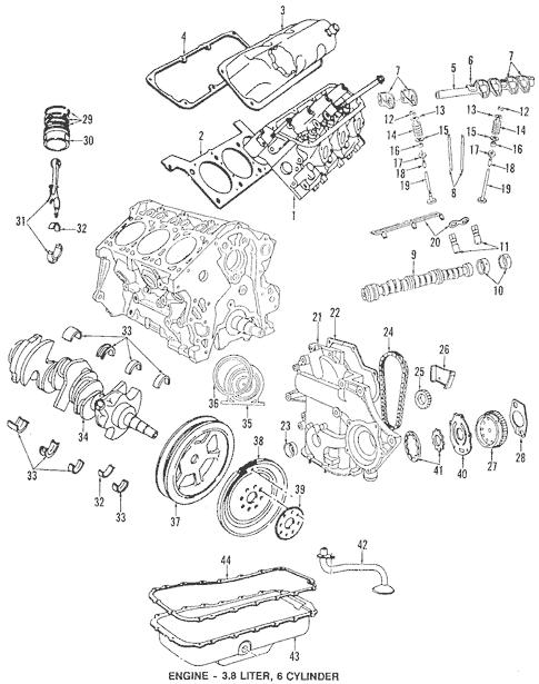 2007 Jeep Wrangler 38 Engine Firing Order