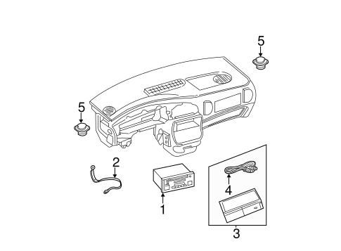 SOUND SYSTEM for 2005 Dodge Caravan