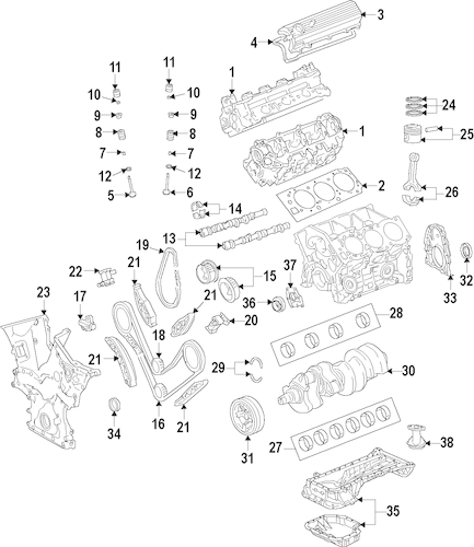 Vacuum Hose Diagram For 1998 Ford Contour V6, Vacuum, Free