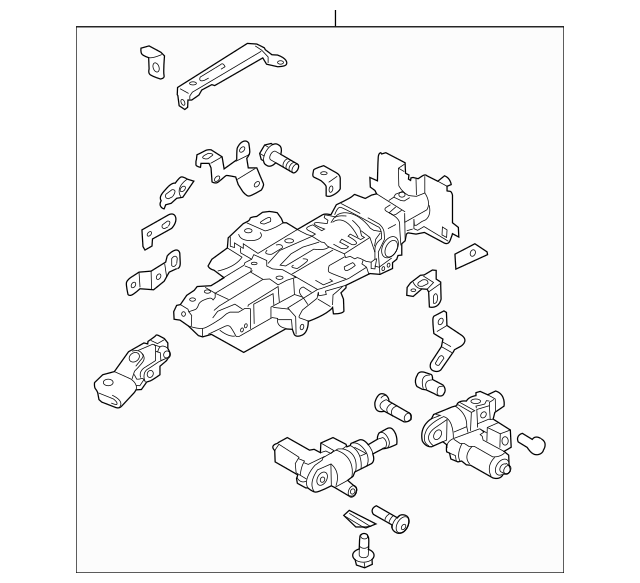 Service manual [2012 Infiniti Qx56 Tilt Steering Column
