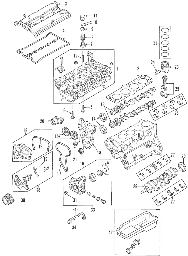 Chevy Timing Belt