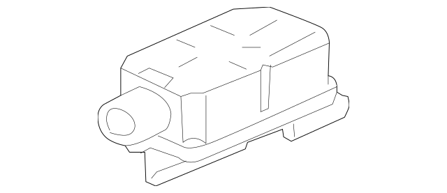 2010-2013 Acura ZDX 5-DOOR Antenna Assembly, Smart Roof