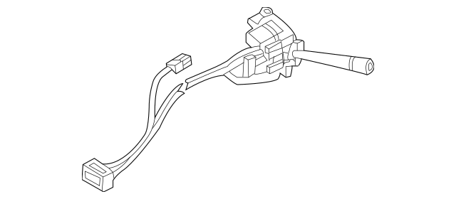 OEM GM Turn Signal Switch 2000-2005 Impala Monte Carlo