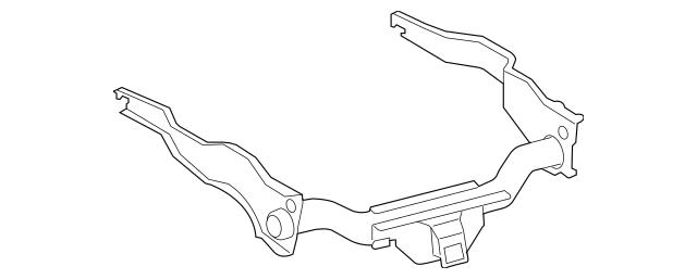 2007-2013 Toyota Tundra Trailer Hitch 51908-0C040