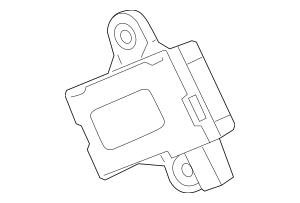 Discount Genuine OEM 2009-2015 Honda PILOT 5-DOOR Sensor