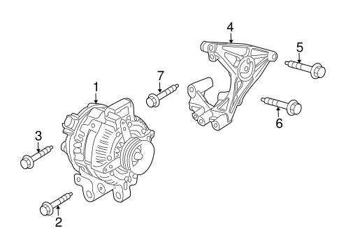 Cadillac Ats Engine Mount, Cadillac, Free Engine Image For