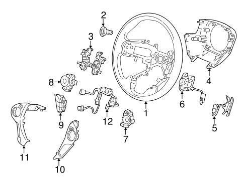 2005 Honda Cr V Front Suspension Diagram, 2005, Free