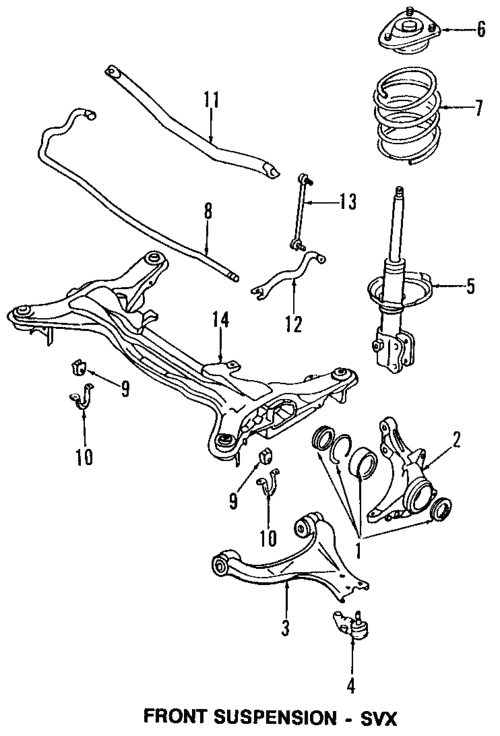 small resolution of part can be found as 4 in the diagram above genuine subaru parts