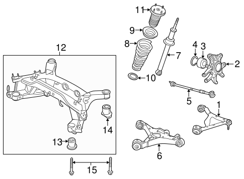 2006 Volkswagen Beetle 2 5l Serpentine Belt Diagram