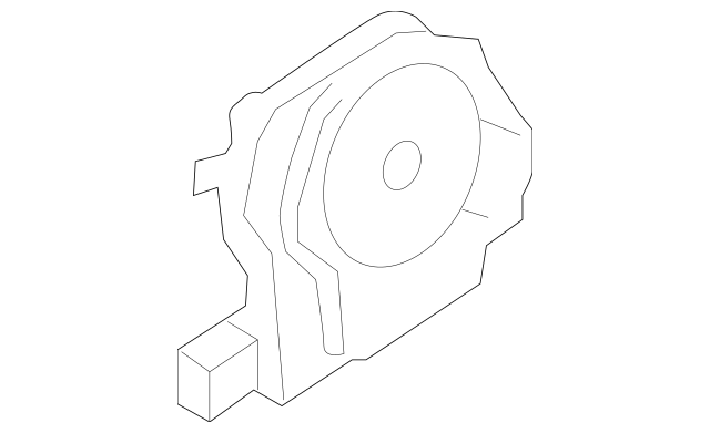 2005-2010 Honda ODYSSEY 5-DOOR Actuator Assembly, L Slide