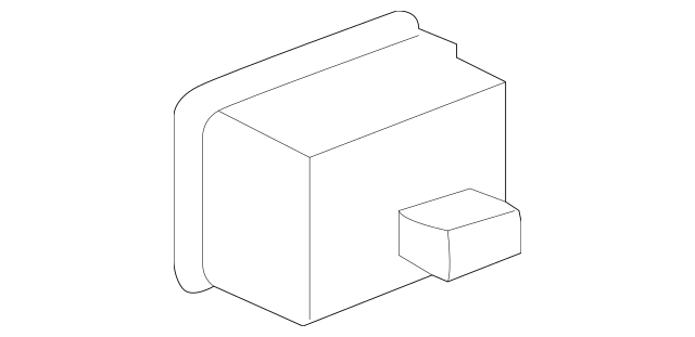 2003-2004 Acura RL SEDAN Switch Assembly, Ets *B94L* (Dark