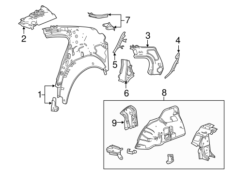 1955 Chevrolet Steering Column Wiring Diagram, 1955, Free