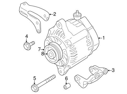Suzuki Alternator Wiring