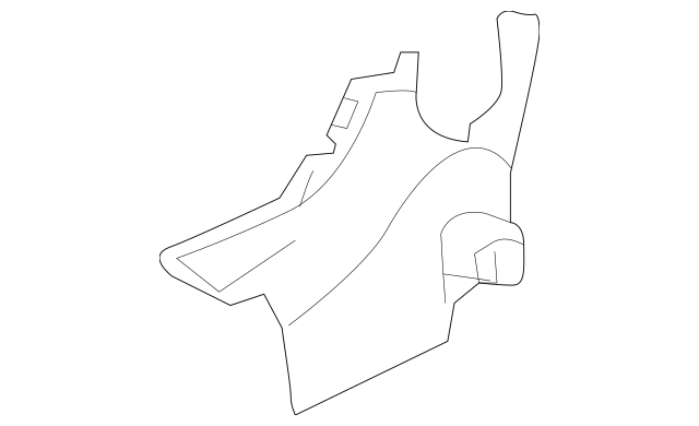 Discount Genuine OEM 2010-2014 Honda Cover, L Outer
