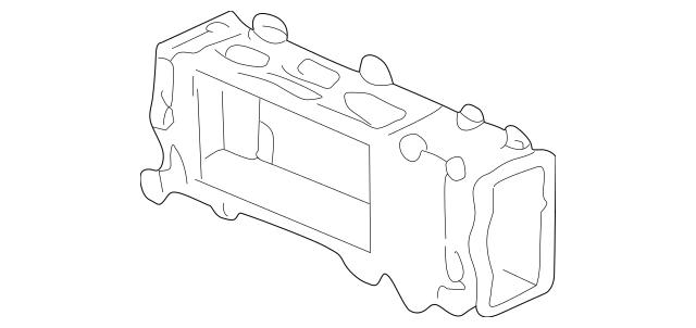 Discount Genuine OEM 2000-2006 Honda INSIGHT Case, Heat