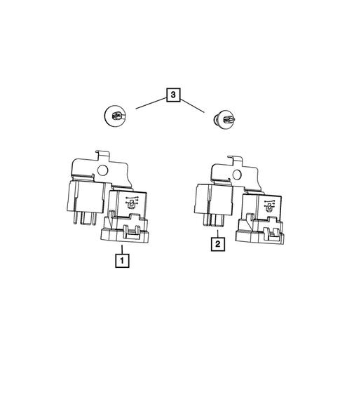 Power Distribution Center, Fuse Block, Junction Block