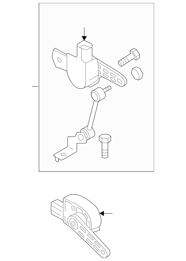 Volkswagen Level Sensor (1K0-941-274-C) For Sale