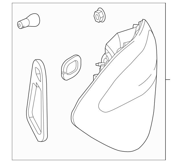 Tail Lamp Schaltplang