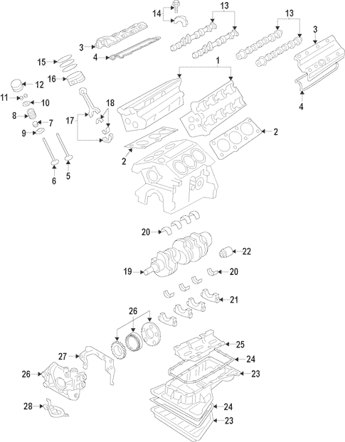 Cadillac Catera 3 0 Engine Diagram