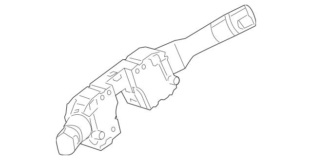 2007-2013 Nissan Altima Multi-Function Switch 25560-JA015