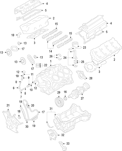 Gmc Acadia 2011 Timing Chain Kit Change Instruction Pdf