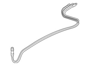 Discount Genuine OEM 2012-2018 Audi Wire Harness 4G0-971