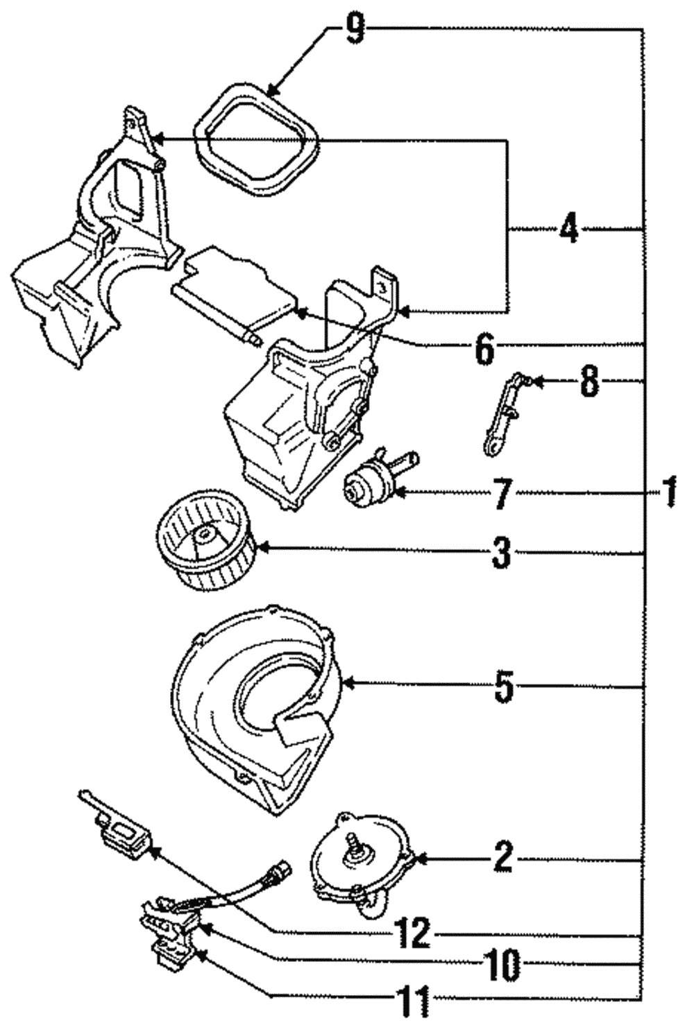 hight resolution of part can be found as 2 in the diagram above genuine subaru parts