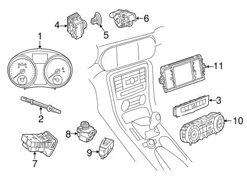 Navigation System for 2015 Mercedes-Benz SLK 250