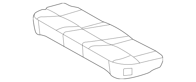 2005-2010 Toyota Avalon Cushion Cover 71075-AC090-A1